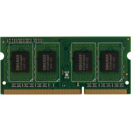 Память DDR3 4Gb Kingmax KM-SD3-1600-4GS RTL PC3-12800 SO-DIMM 204-pin
