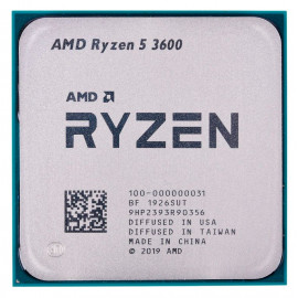 Процессор AMD Ryzen 5 3600 AM4 (100-100000031BOX) (3.6GHz) Box