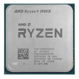 Процессор AMD Ryzen 9 3900X AM4 (100-100000023BOX) (3.8GHz) Box