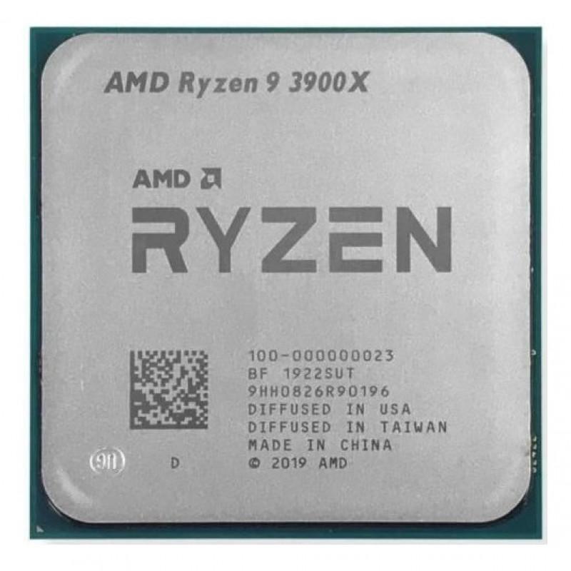 Процессор AMD Ryzen 9 3900X AM4 (100-100000023BOX) (3.8GHz) Box