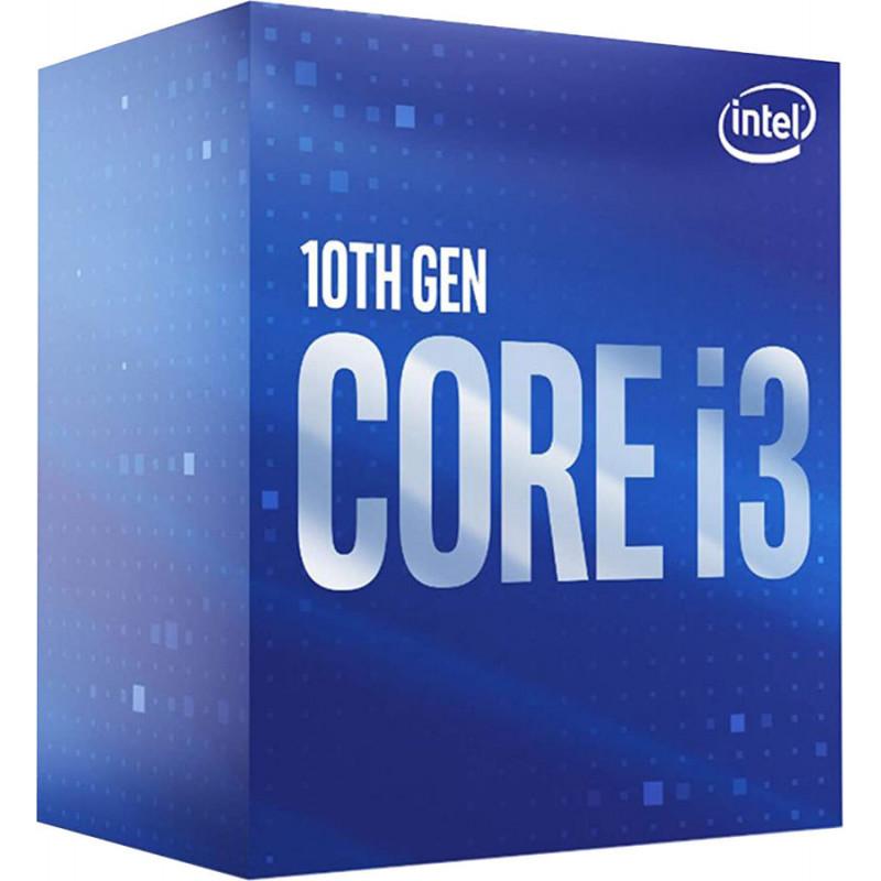Процессор Intel Core i3 10100F Soc-1200 (3.6GHz) Box