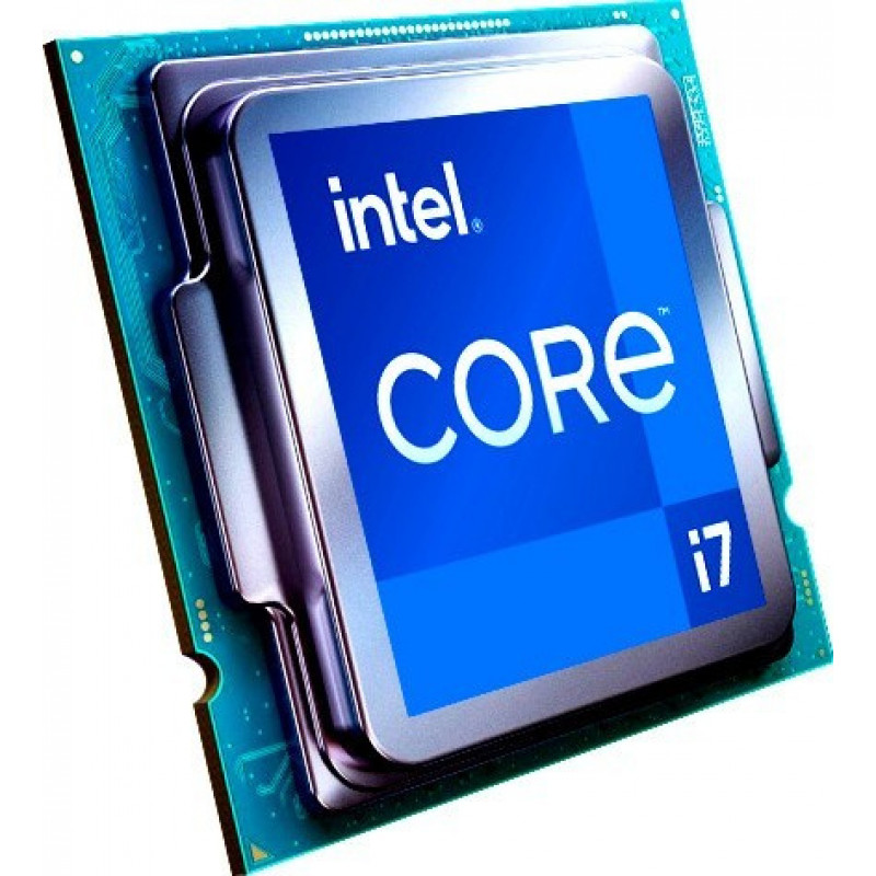 Процессор Intel Core i7 11700F Soc-1200 (2.5GHz) OEM