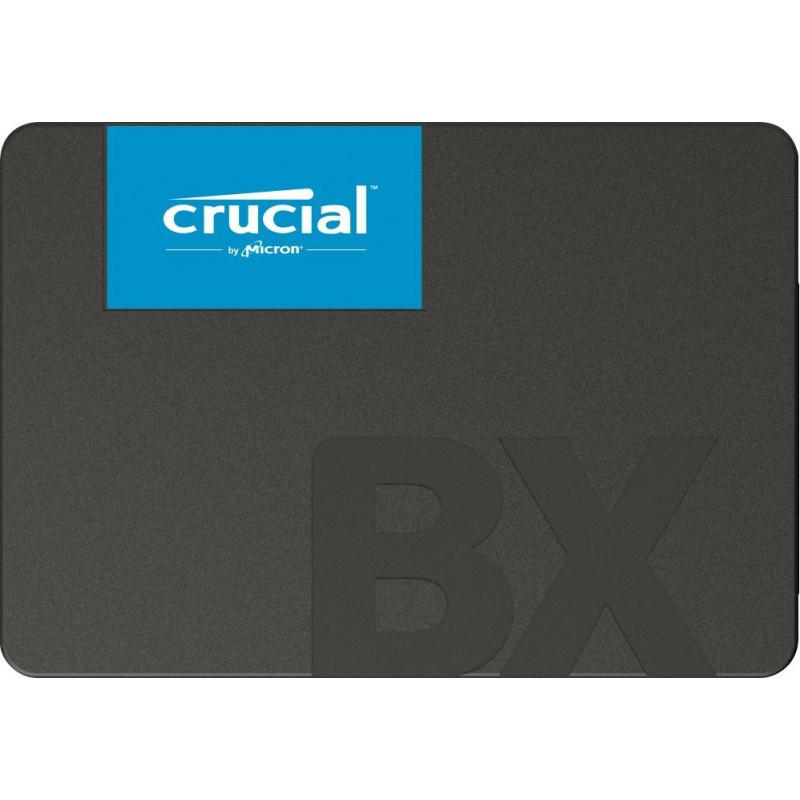Накопитель SSD Crucial SATA III 480Gb CT480BX500SSD1 BX500 2.5