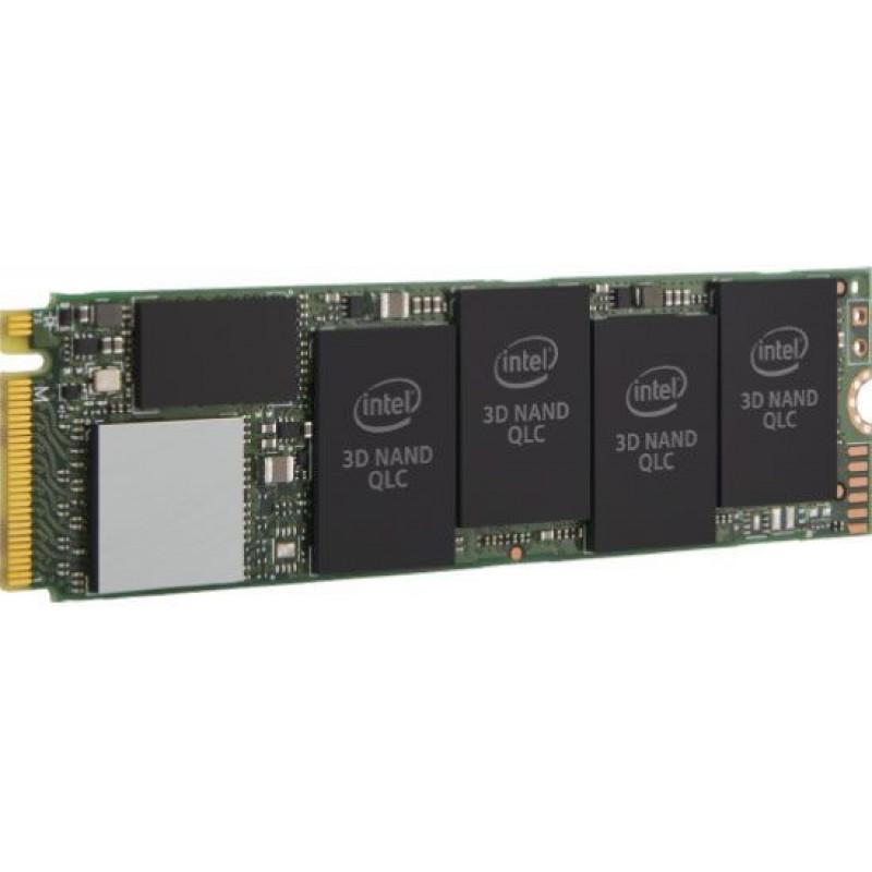 Накопитель SSD Intel Original PCI-E x4 1Tb SSDPEKNW010T8X1 978350 SSDPEKNW010T8X1 660P M.2 2280