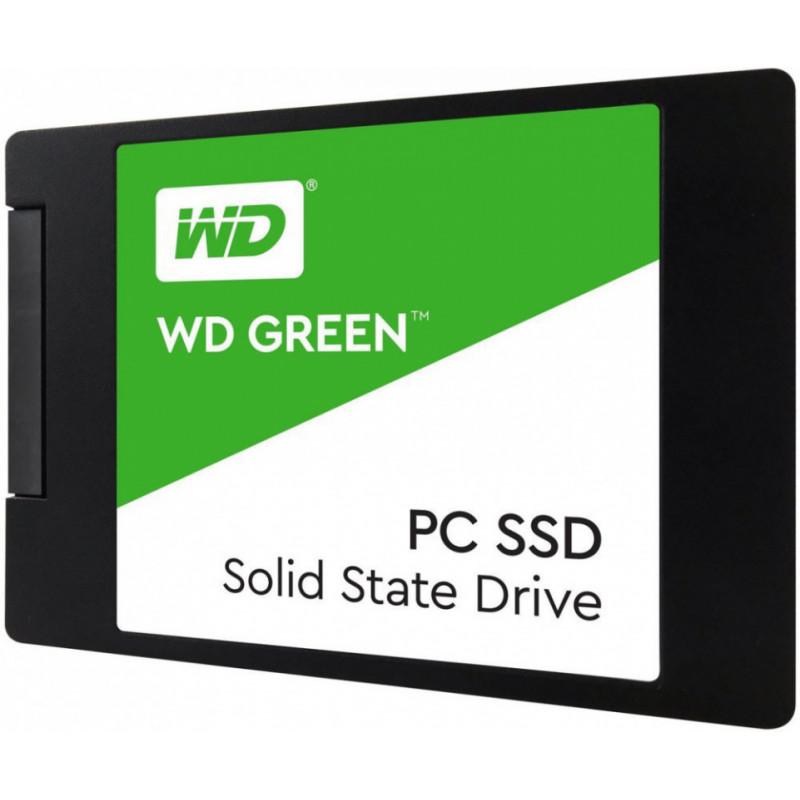 Накопитель SSD WD Original SATA III 480Gb WDS480G2G0A Green 2.5