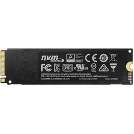 Накопитель SSD Samsung PCI-E x4 500Gb MZ-V7S500BW 970 EVO Plus M.2 2280