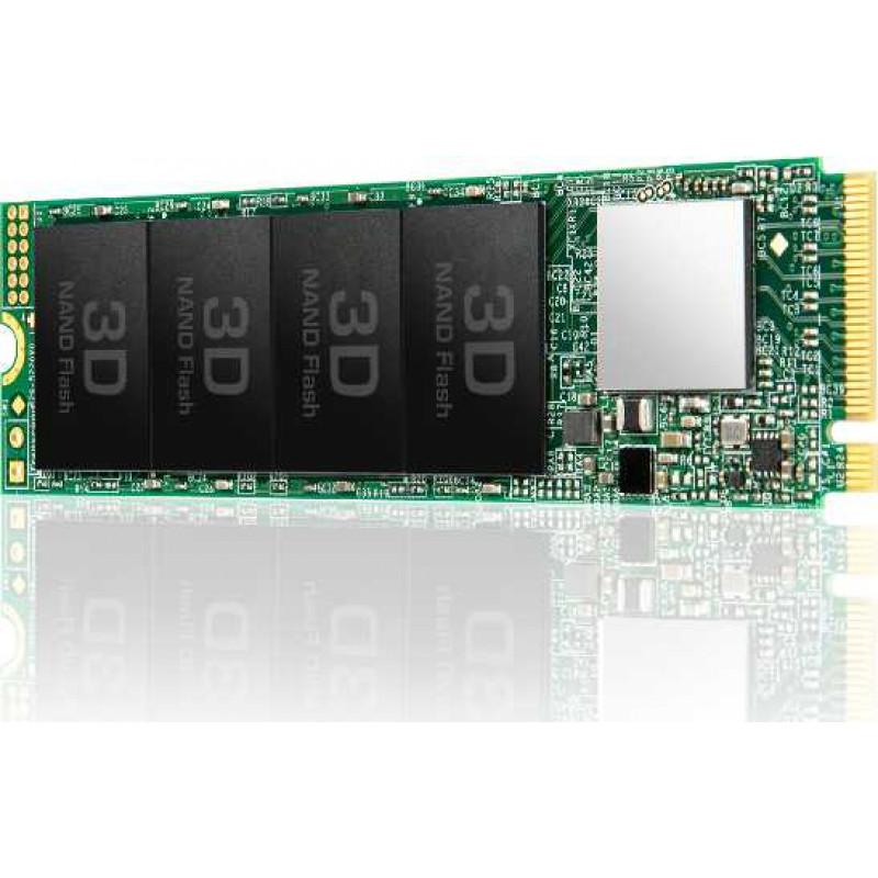 Накопитель SSD Transcend PCI-E x4 256Gb TS256GMTE110S M.2 2280