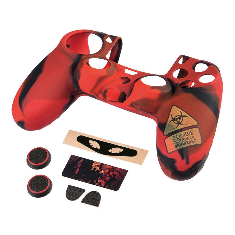 Внешний корпус Hama для геймпада Undead 00054494 красный