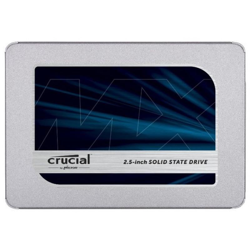 Накопитель SSD Crucial SATA III 2Tb CT2000MX500SSD1 MX500 2.5