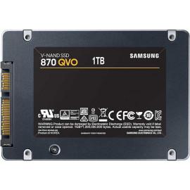 Накопитель SSD Samsung SATA III 1Tb MZ-77Q1T0BW 870 QVO 2.5