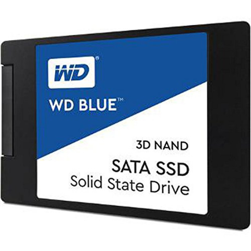 Накопитель SSD WD SATA III 250Gb WDS250G2B0A Blue 2.5