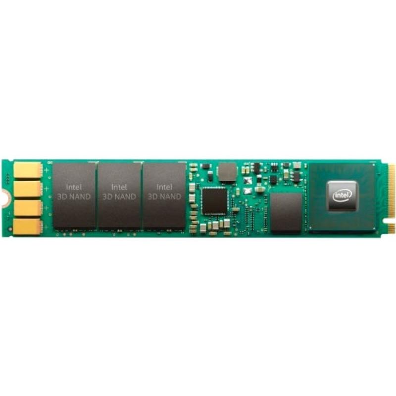 Накопитель SSD Intel Original PCI-E x4 1000Gb SSDPELKX010T801 965843 SSDPELKX010T801 DC P4511 M.2 22110