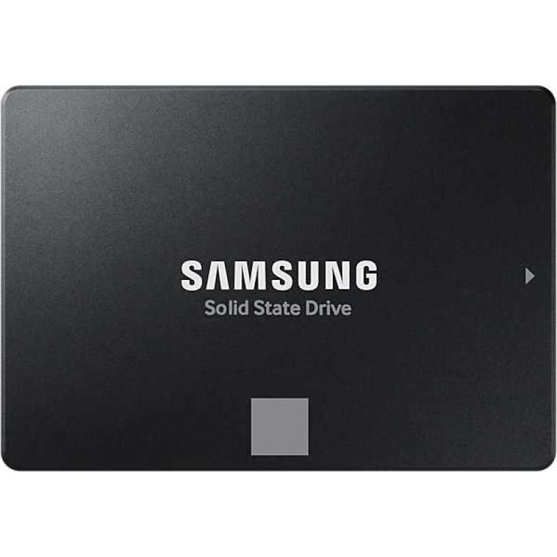 Накопитель SSD Samsung SATA III 250Gb MZ-77E250BW 870 EVO 2.5