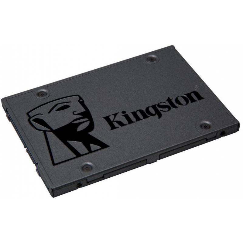 Накопитель SSD Kingston SATA III 120Gb SA400S37/120G A400 2.5