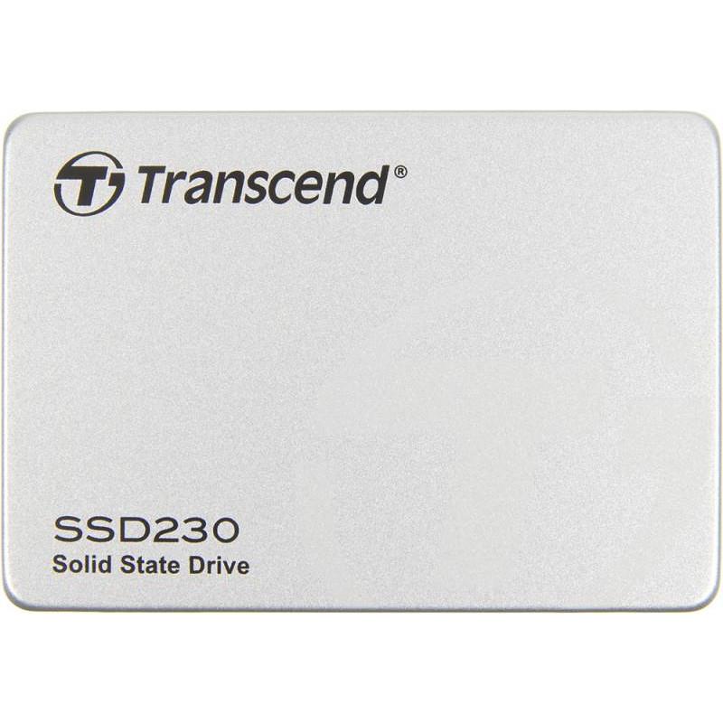 Накопитель SSD Transcend SATA III 256Gb TS256GSSD230S 2.5
