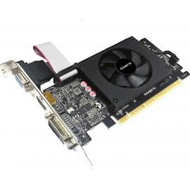 Видеокарта Gigabyte PCI-E GV-N710D5-2GIL nVidia GeForce GT 710 2048Mb 64bit GDDR5 954/5010 DVIx1/HDMIx1/CRTx1/HDCP Ret low profile