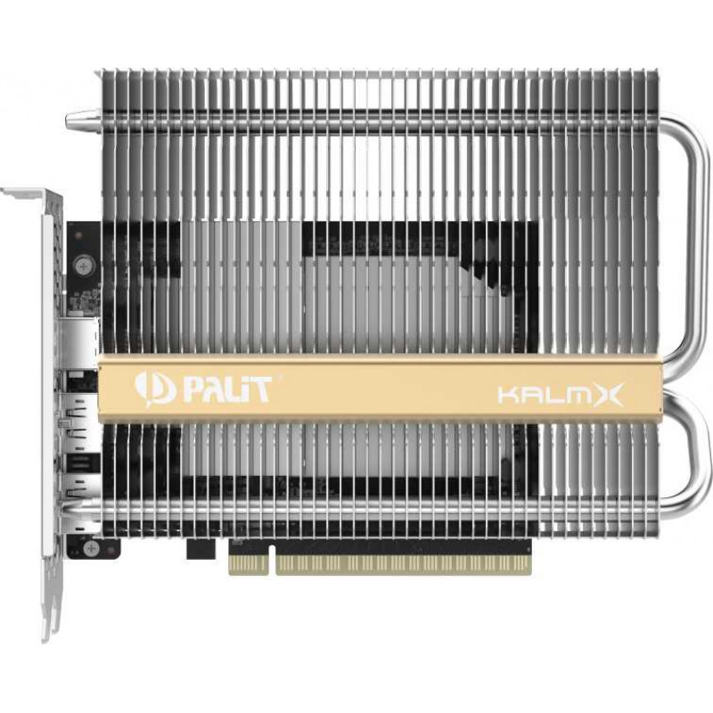 Видеокарта Palit PCI-E PA-GTX1650 KALMX 4G nVidia GeForce GTX 1650 4096Mb 128bit GDDR5 1485/8000/HDMIx1/DPx2/HDCP Ret