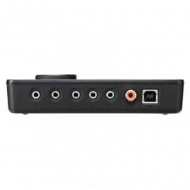 Звуковая карта Asus USB Xonar U5 (С-Media CM6631A) 5.1 Ret