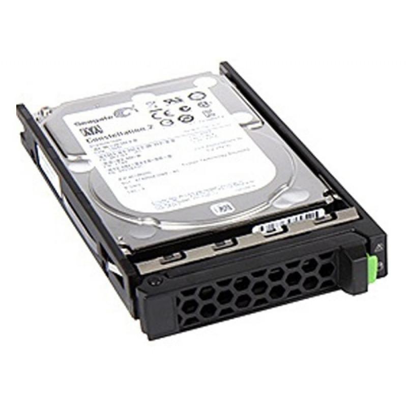 Жесткий диск Fujitsu 1x2Tb SATA 7.2K для RX2540 M5 S26361-F3907-L200 Hot Swapp 2.5