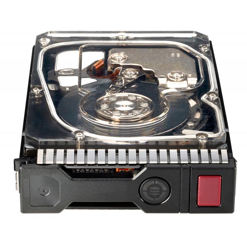Жесткий диск HPE 1x4Tb SATA 7.2K 861683-B21 3.5