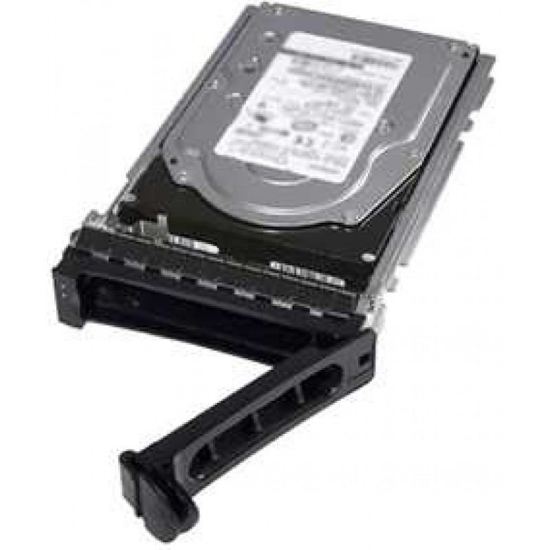 Жесткий диск Dell 1x14Tb SATA 7.2K 400-AXZJ-1 Hot Swapp 3.5