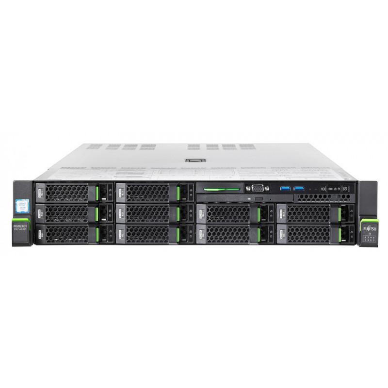 Сервер Fujitsu PRIMERGY RX2540 M5 12x3.5 2x5220 2x32Gb x12 3.5