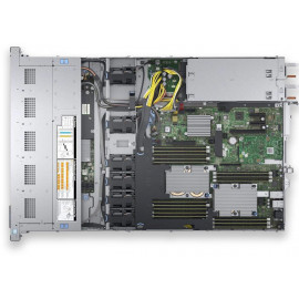 Сервер Dell PowerEdge R440 2x5120 8x32Gb 2RRD x8 6x480Gb 2.5