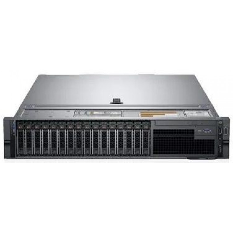 Сервер Dell PowerEdge R740 2x6238R 24x32Gb x8 3.5