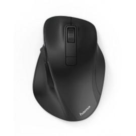 Мышь Hama MW-500 черный оптическая (1600dpi) беспроводная USB для ноутбука (5but)