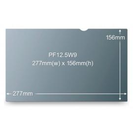 Экран защиты информации для ноутбука 3M PF125W9B (7100210597) 12.5