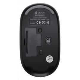 Мышь Оклик 535MW черный оптическая (1000dpi) беспроводная USB для ноутбука (3but)