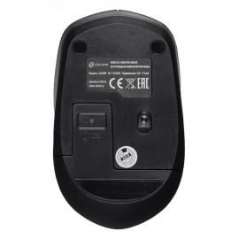 Мышь Оклик 565MW matt черный оптическая (1600dpi) беспроводная USB для ноутбука (4but)