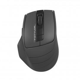 Мышь A4Tech Fstyler FG30 серый оптическая (2000dpi) беспроводная USB (6but)