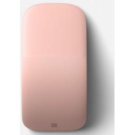 Мышь Microsoft ARC розовый оптическая (1000dpi) беспроводная BT (2but)