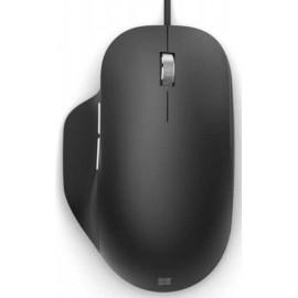 Мышь Microsoft Lion Rock Ergonomic черный оптическая (1000dpi) USB (5but)