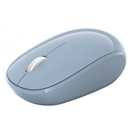 Мышь Microsoft Bluetooth светло-голубой оптическая (1000dpi) беспроводная BT (2but)