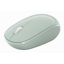 Мышь Microsoft Bluetooth светло-зеленый оптическая (1000dpi) беспроводная BT (2but)