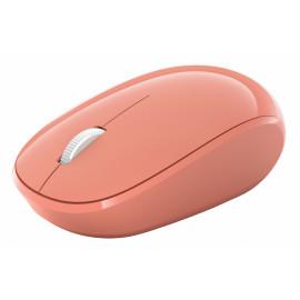 Мышь Microsoft Bluetooth персиковый оптическая (1000dpi) беспроводная BT (2but)