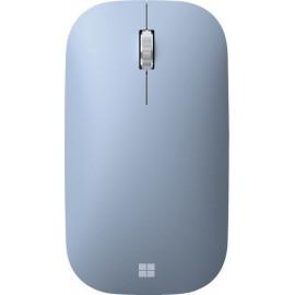 Мышь Microsoft Modern Mobile Mouse светло-голубой оптическая (1000dpi) беспроводная BT (2but)