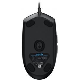 Мышь Logitech G102 LIGHTSYNC черный оптическая (8000dpi) USB (6but)