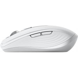 Мышь Logitech MX Anywhere 3 for Mac белый лазерная (4000dpi) беспроводная BT/Radio USB для ноутбука (6but)