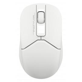 Мышь A4Tech Fstyler FG12 белый оптическая (1200dpi) беспроводная USB (3but)