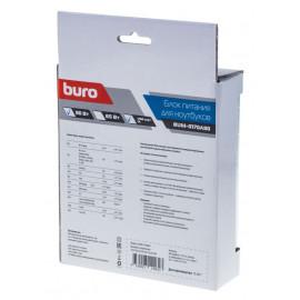 Блок питания Buro BUM-0170A90 автоматический 90W 15V-20V 11-connectors 4.5A 1xUSB 1A от прикуривателя LED индикатор