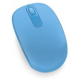 Мышь Microsoft Mobile Mouse 1850 бирюзовый оптическая (1000dpi) беспроводная USB для ноутбука (2but)