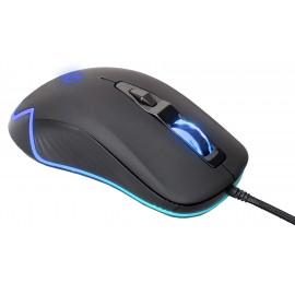 Мышь Оклик 925G STORM черный оптическая (3200dpi) USB (6but)