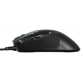 Мышь A4Tech Oscar Editor XL-747H рисунок/голубой лазерная (3600dpi) USB (6but)