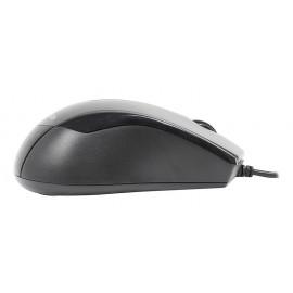 Мышь A4Tech V-Track Padless N-400 серый оптическая (1000dpi) USB (3but)
