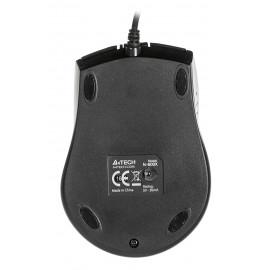 Мышь A4Tech V-Track Padless N-600X черный оптическая (1600dpi) USB (4but)