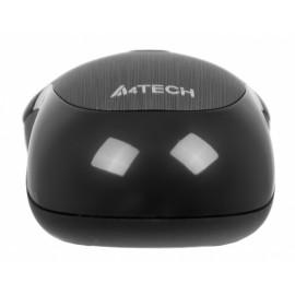 Мышь A4Tech V-Track Padless N-60F черный оптическая (1000dpi) USB2.0 (3but)