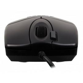 Мышь A4Tech OP-620D черный оптическая (1000dpi) USB (4but)
